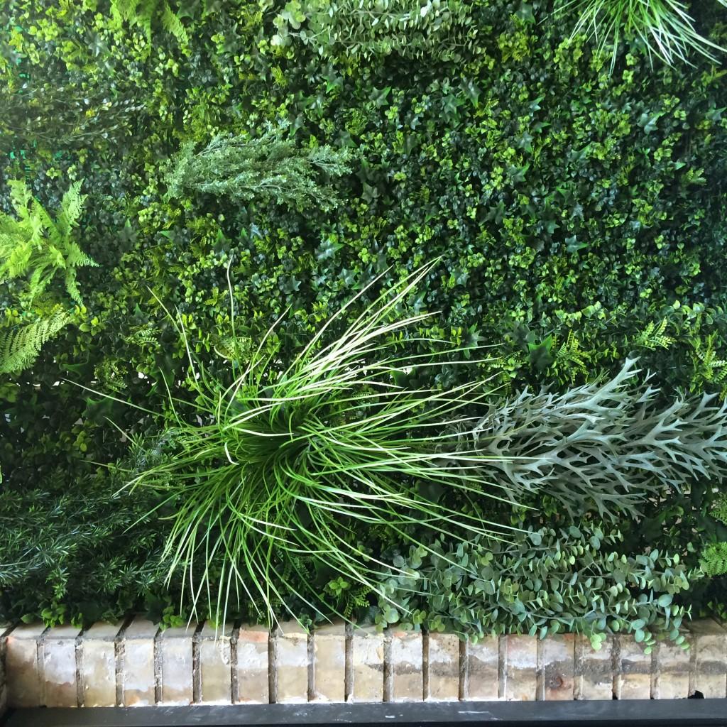 jardines verticales para comunidades de vecinos sin