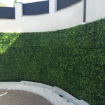Jardin vertical artificial comunidades