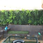 Jardin vertical artificial comunidades 7
