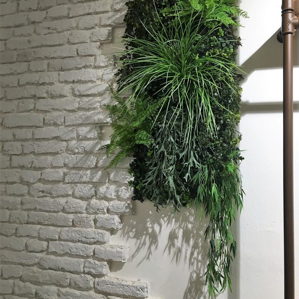 jardines verticales para empresas e instituciones de toda On jardines verticales artificiales madrid